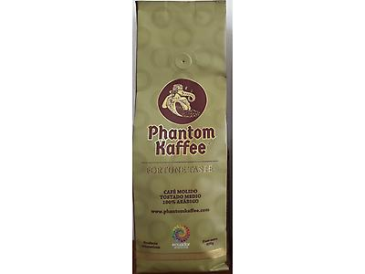 Phantom Kaffee roasted ground coffee 1 pallet CIF