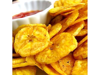 Snacks de Plátano
