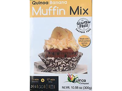 QUINOA BANANA MUFFIN OR BREAD