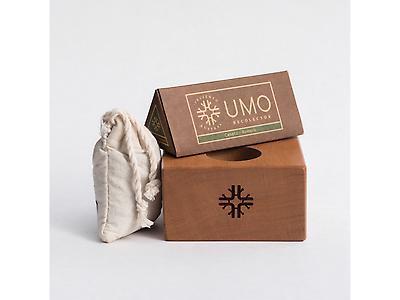 Kit Madera Umo Recolector + Caja 6 Varitas
