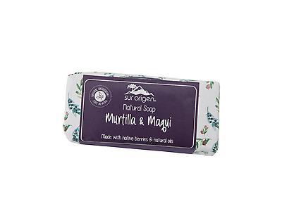 NATURAL SOAP MURTILLA, MAQUI & ROSA MOSQUETA