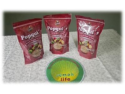 Popquis granola de quinua con panela