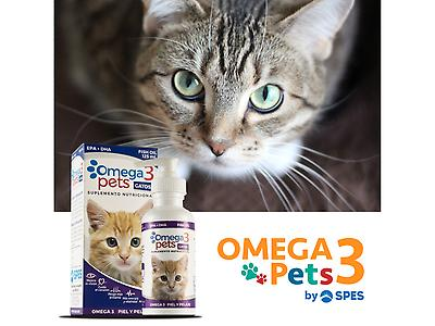 OMEGA 3 PETS GATOS