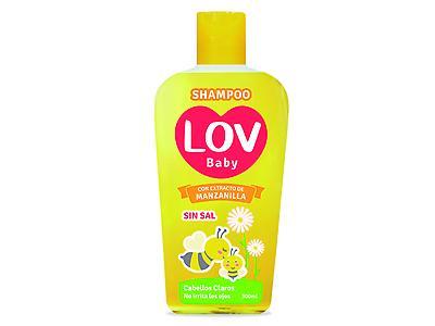 Lov Baby shampoo de manzanilla 300 ml