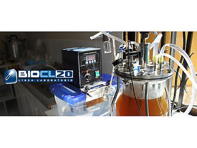 Biorreactor Escala Laboratorio