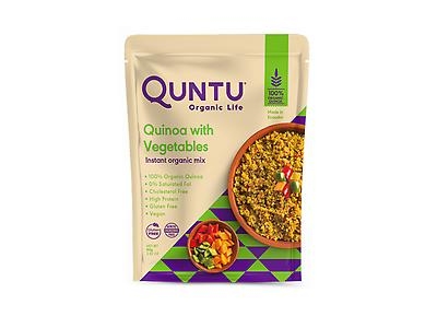 QUINOA MIX WITH VEGETABLES