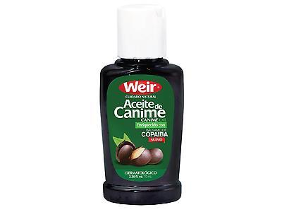 ACEITE DE CANIME