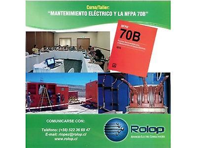 Mantenimiento Eléctrico y la NFPA 70B