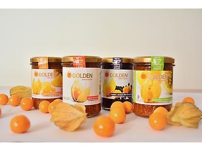 MERMELADA DE UVILLA / GOLDEN BERRY JAM