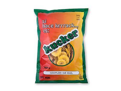KUCKER Chifle de sal 50g / 200g / 500g