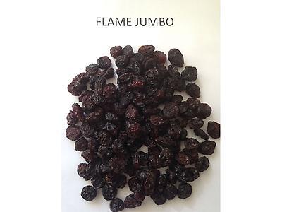 Pasas variedad Flame sin semilla