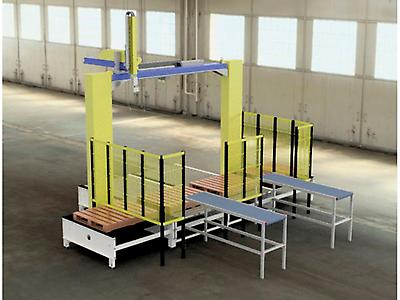 PALLETIZING ROBOTIC SYSTEM