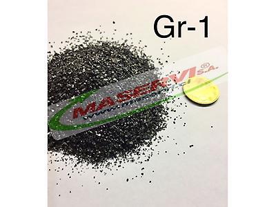 Granalla ecológica a base de E. Cobre y/o silicato de Hierro