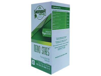 Nervo stres tranquilizante natural x60 tabletas