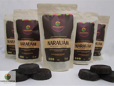 Pasta de Cacao - NARAUAM 250g.