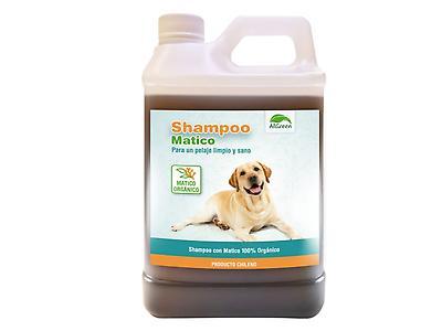Shampoo de Matico orgánico 1 litro
