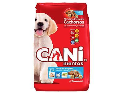 CANi Cachorros, razas medianas y grandes