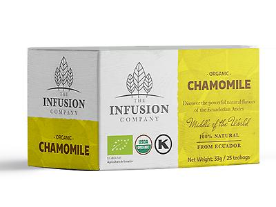 ANDEAN BLEND CHAMOMILE