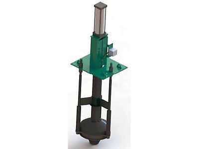 Válvula de Dardo para sistemas atmosféricos (VDSA)