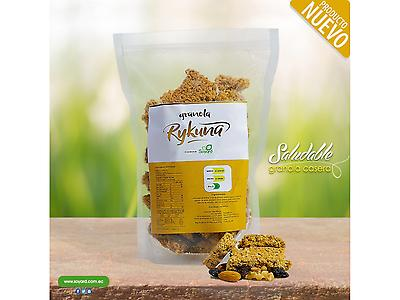 Rykuna - granola con quinua y cereales andinos