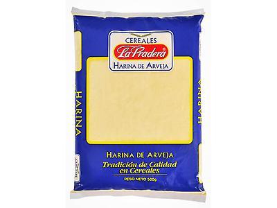HARINA DE ARVEJA FUNDA 500 GR
