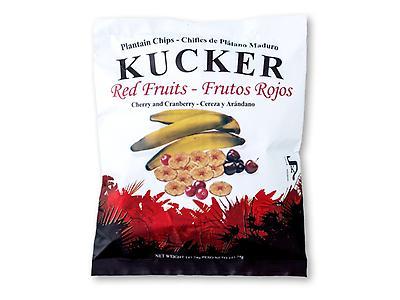 KUCKER Chifle de dulce frutos rojos