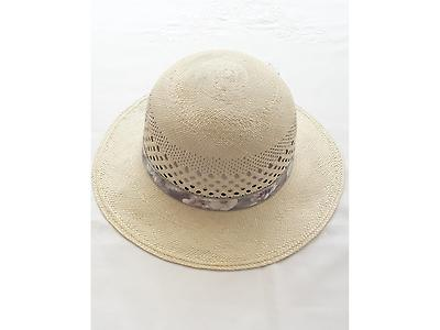 Embroided handmade ladies hats