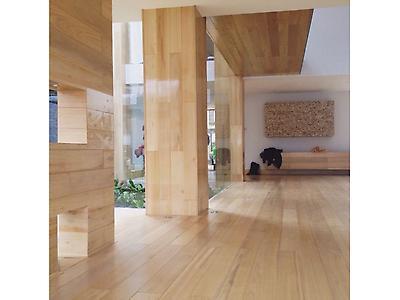 Piso solido de madera