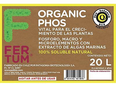Fertum Organic Phos
