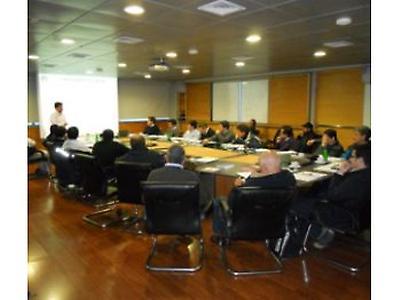 Capacitación especializada para supervisores y operadores