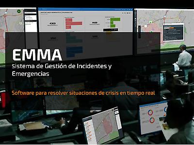 EMMA: Sistema Gestión de Incidentes y Emergencias