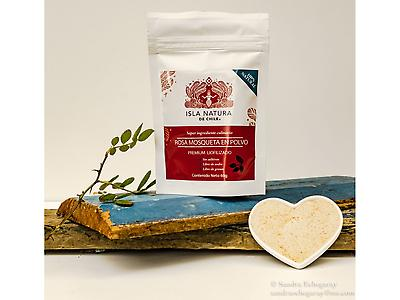 Freeze Dried Wild Rose Hip Powder