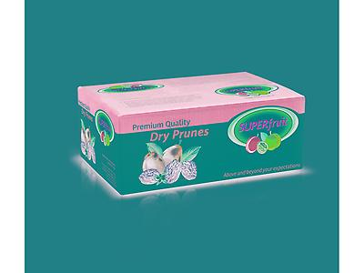 Pitted Prunes EX 60-70