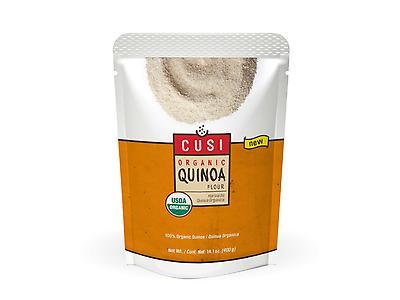 002- Quinoa Flour (400 gr). 14.1 oz