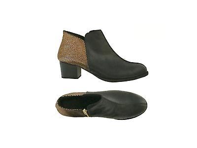 Zapato Pecora Violeta Negro