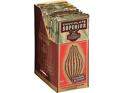Superior Chocolates 3x22x100 G - FDA