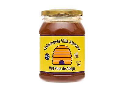 MIEL DE ABEJAS COLMENARES VILLA ALEMANA 1 KG