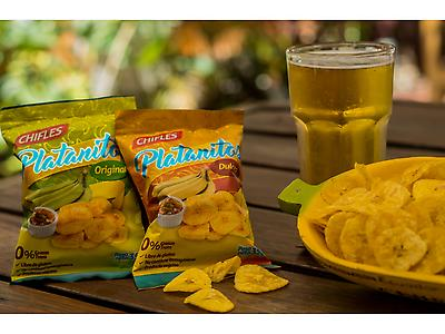 PLATANITOS - plantain snacks