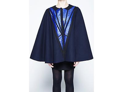 Capa Azul Negro / Metallic Lights