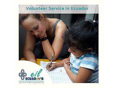 Volunteer Service in Ecuador
