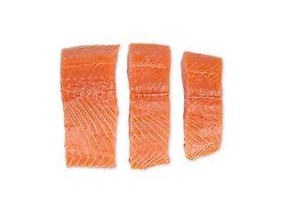 Multiple portions Atlantic salmon