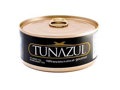 Atún en conserva con aceite de oliva gourmet
