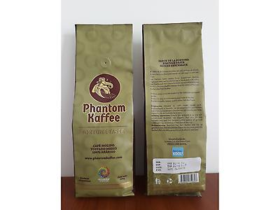 Phantom Kaffee roasted ground coffee 1 pallet EXW