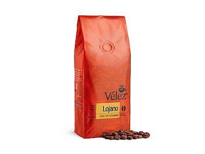 Café Vélez LOJANO en grano