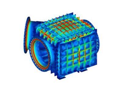 Evaluación, optimización y análisis estructural de equipos y consumibles