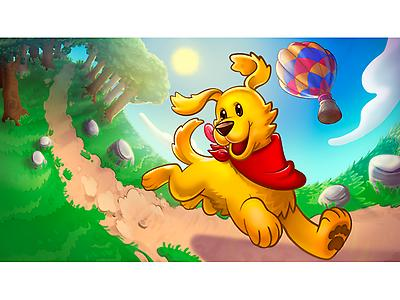 Jumpy Paws - World Adventures