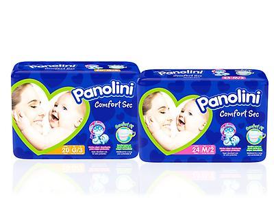 Panolini Comfort Sec Baby Diapers
