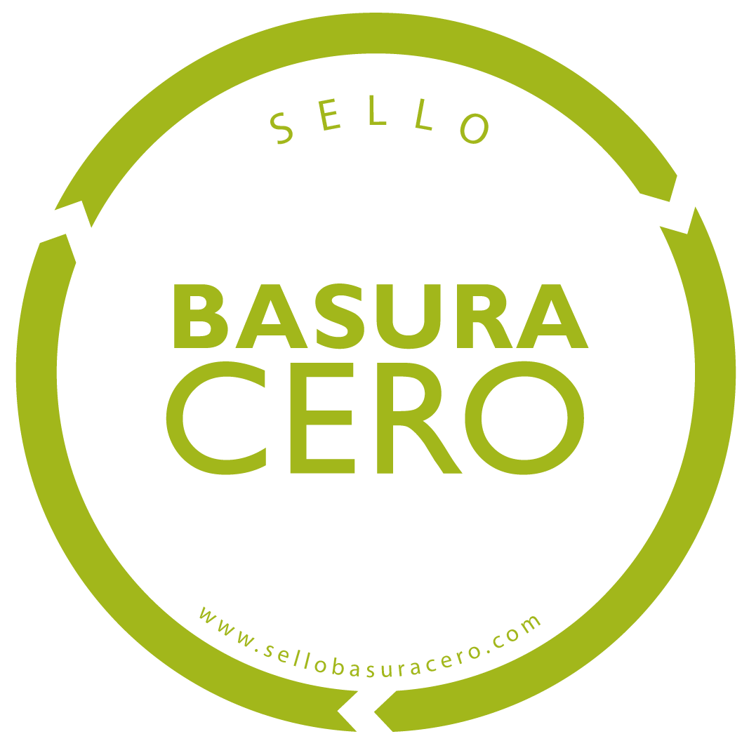 Sello Basura Cero