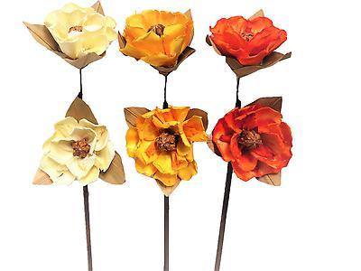 RACIMO CEDRO X2 SURTIDO, Colores beige, tornasol, amarillo y palo de rosa. Largo 67cm x Ancho 10cm. Empaque 125 unidades