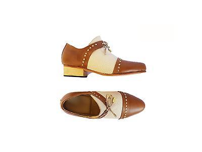 Zapato Pecora Paula Camel